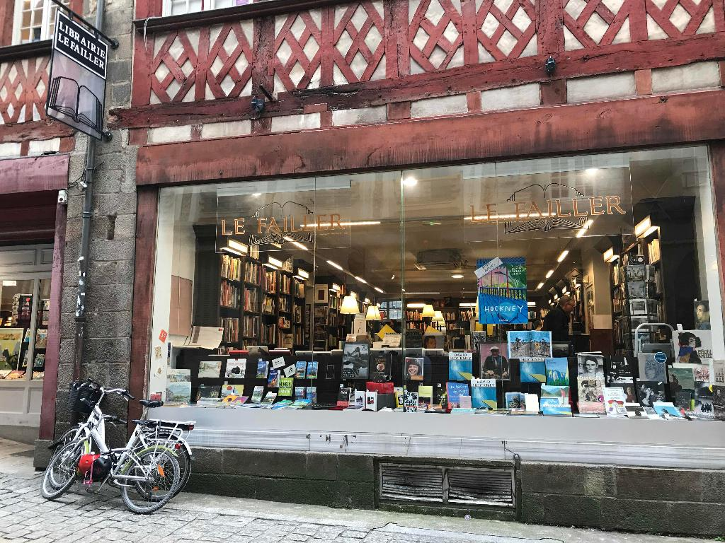 Librairie le failler librairie 8 rue saint georges - Horaire piscine st georges rennes ...