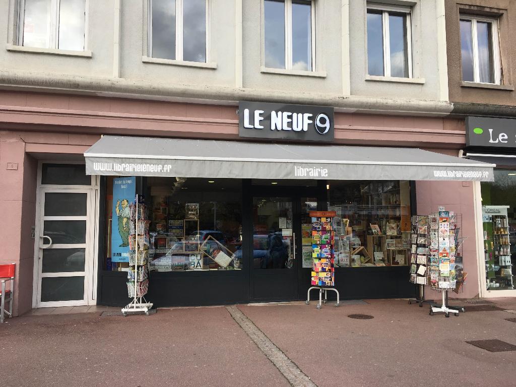 librairie le neuf librairie 5 quai mar chal leclerc. Black Bedroom Furniture Sets. Home Design Ideas