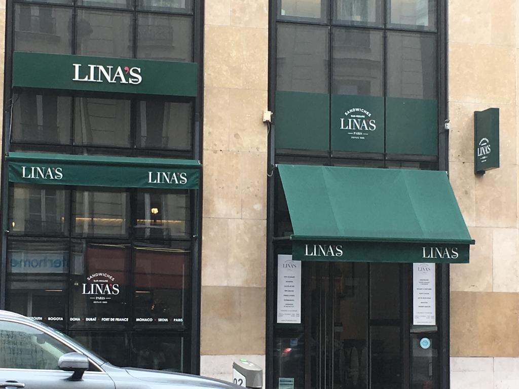 lina 39 s boetie restaurant 37 rue la bo tie 75008 paris. Black Bedroom Furniture Sets. Home Design Ideas