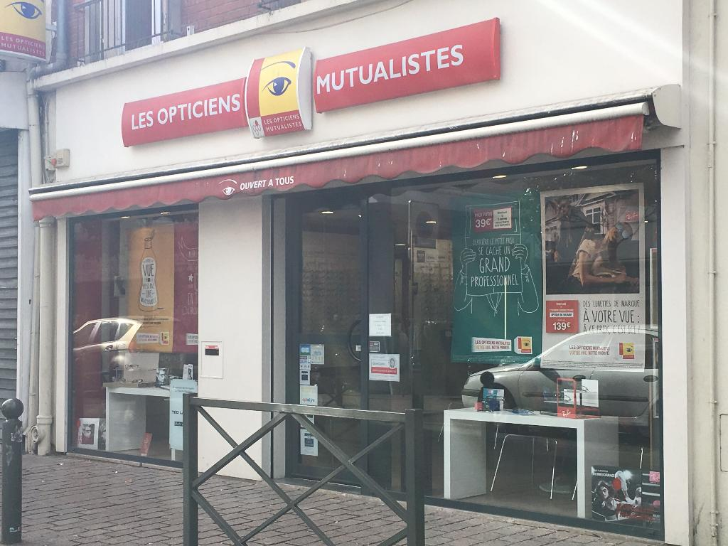 Lissac Opticien - Opticien, 20 avenue Gabriel Péri 95100 Argenteuil ... d0006a745119