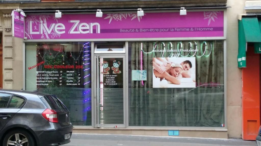 live zen maillet institut de beaut 77 rue damr mont 75018 paris adresse horaire. Black Bedroom Furniture Sets. Home Design Ideas