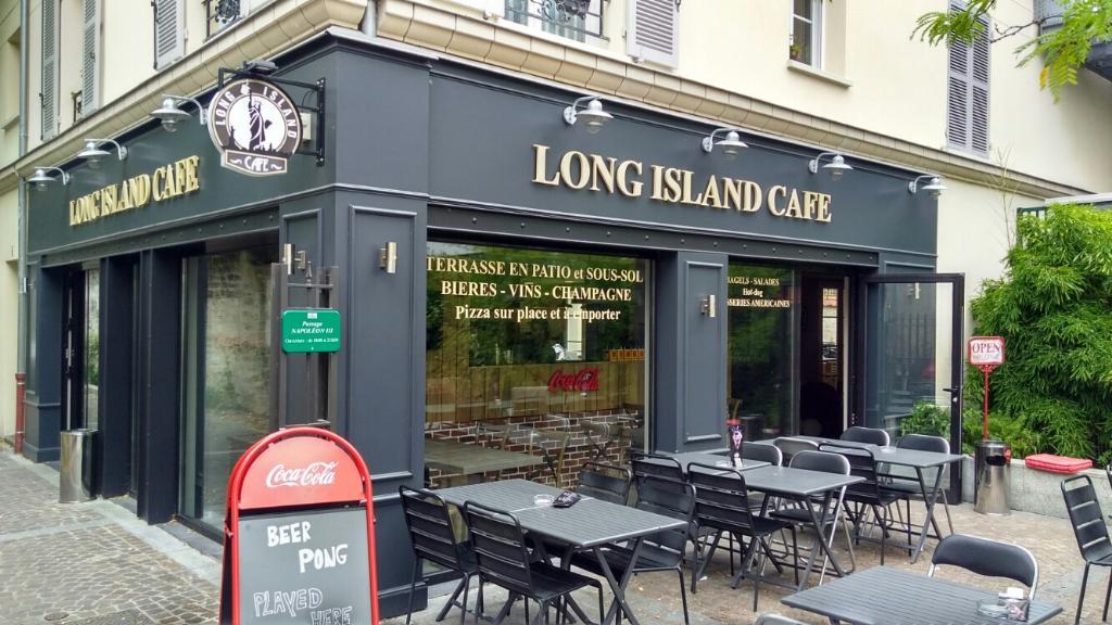 long island caf restaurant 2 passage napol on iii 92500 rueil malmaison adresse horaire. Black Bedroom Furniture Sets. Home Design Ideas