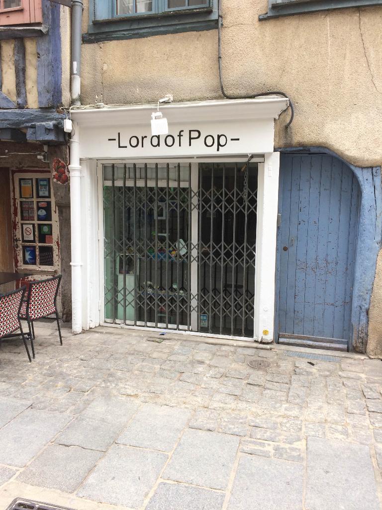 Lord of pop jouets et jeux 16 rue saint georges 35000 - Horaire piscine st georges rennes ...