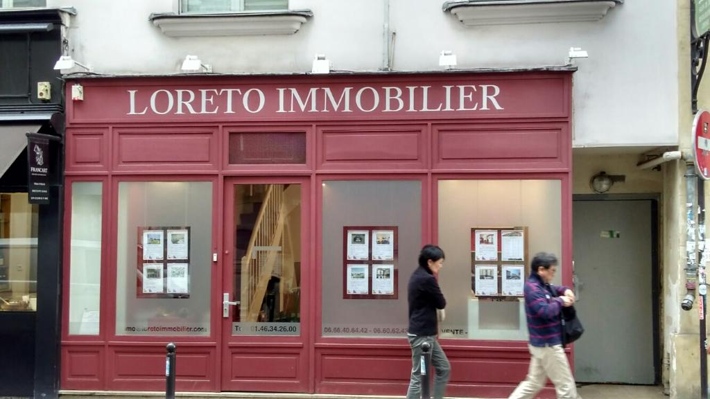 Loreto immobilier agence immobili re 30 rue dauphine for Agence immobiliere 75006