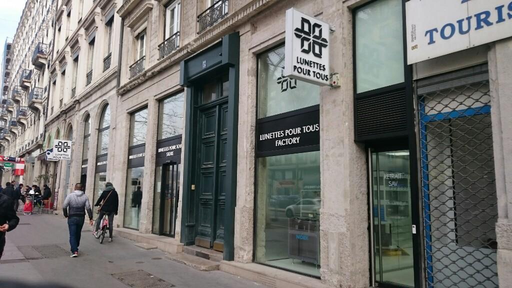 81890f41a48 Lunettes Pour Tous Lyon - Opticien (adresse