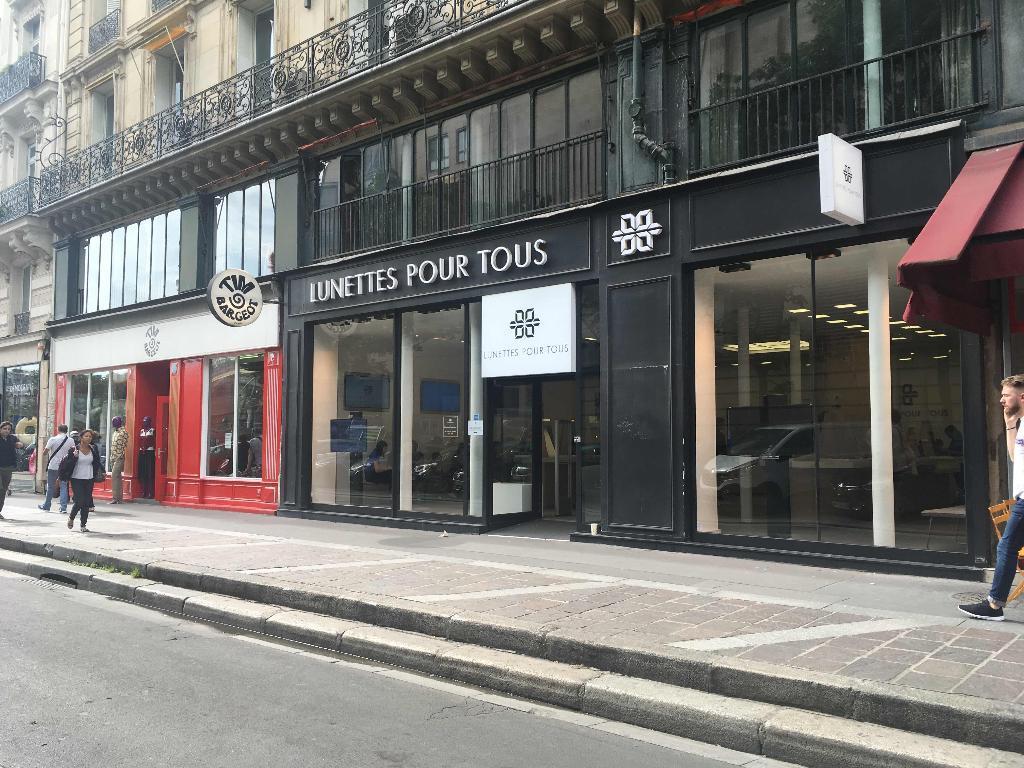 lunettes pour tous opticien 3 rue de turbigo 75001 paris adresse horaire. Black Bedroom Furniture Sets. Home Design Ideas