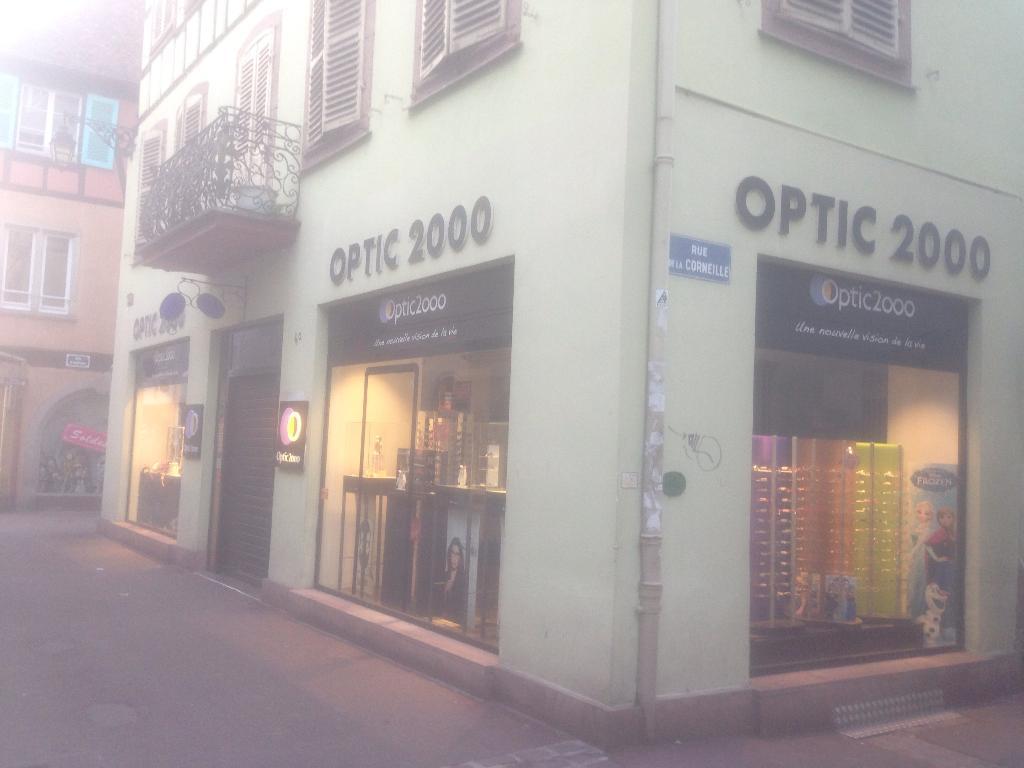 Optic 2000 - Opticien, 4 A rue Vauban 68000 Colmar - Adresse, Horaire d2a086760e40