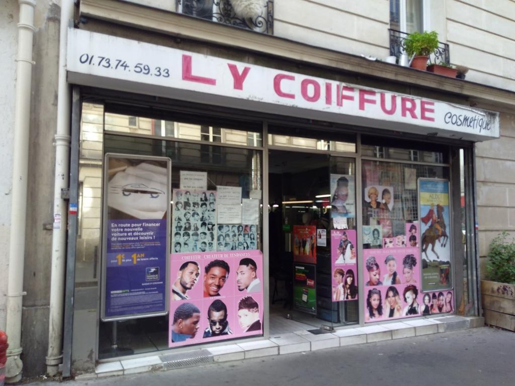Ly Coiffure Coiffeur 2 Rue Panama 75018 Paris Adresse Horaire