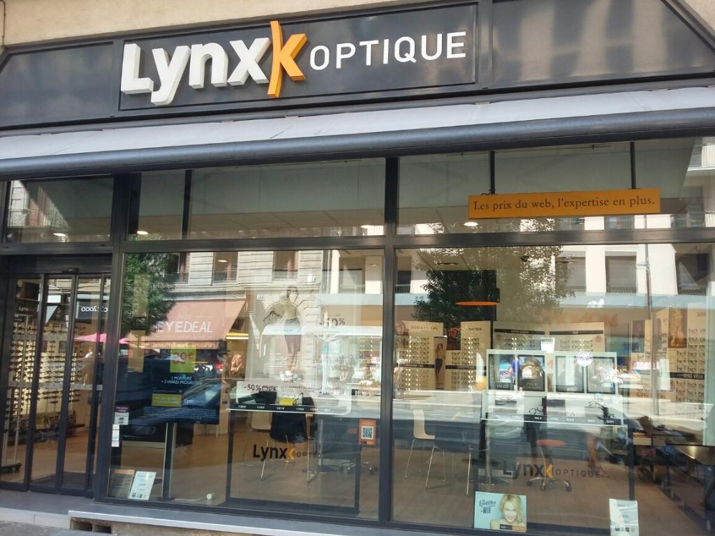 Lynx Optique - Opticien, 3 boulevard Gambetta 12000 Rodez - Adresse ... e3942fb205fc