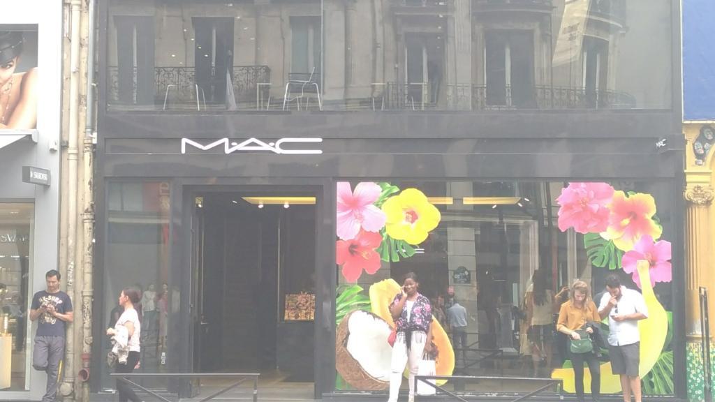 mac parfumerie 59 rue de rivoli 75001 paris adresse horaire. Black Bedroom Furniture Sets. Home Design Ideas