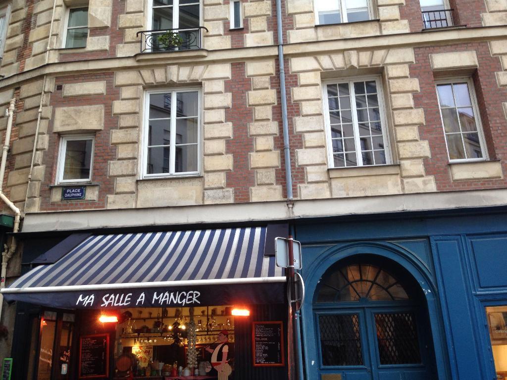 Ma Salle A Manger Paris - Restaurant (adresse, horaires, avis, menu ...