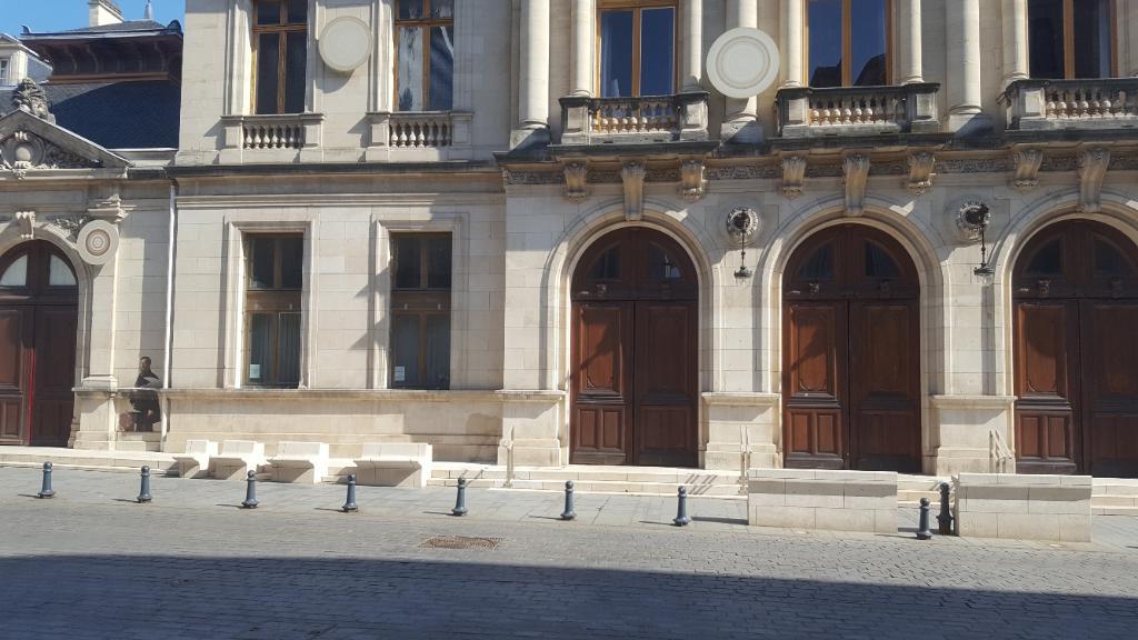 Mairie salle de concerts et spectacles 3 rue victor for Rue catherine opalinska nancy