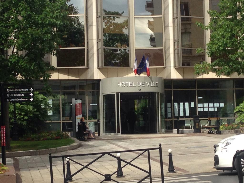 Mairie courbevoie mairie place de l 39 h tel de ville 92400 courbevoie adresse horaire - Piscine municipale de courbevoie ...