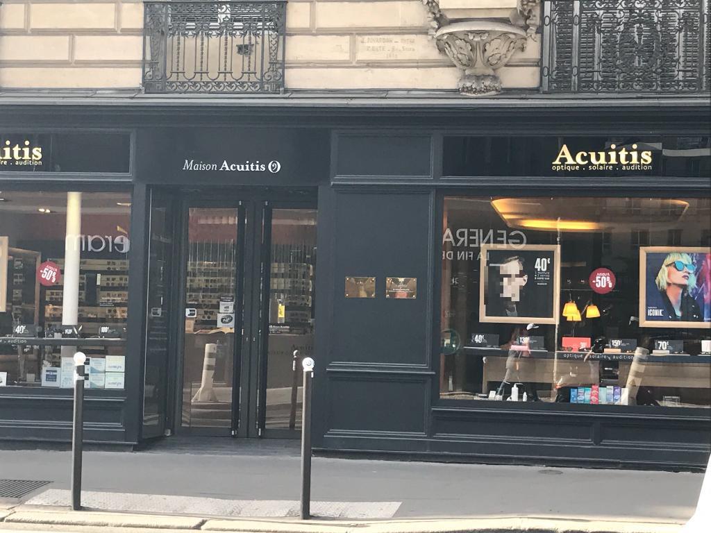 Acuitis - Opticien, 82 rue Saint Lazare 75009 Paris - Adresse, Horaire e78844d5996d