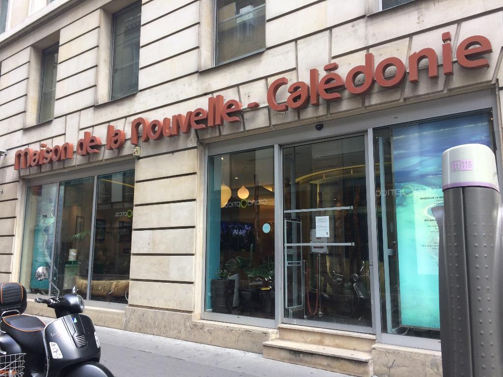 Maison de la nouvelle cal donie a paris association culturelle 4 rue de ve - 15 rue des halles 75001 paris ...