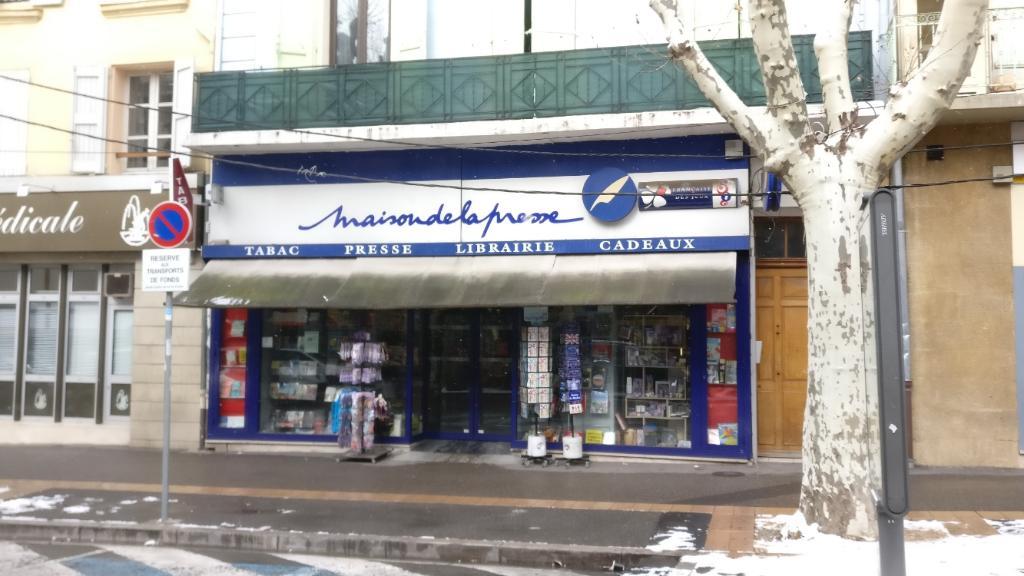 La librairie de la presse bd gassendi digne les bains