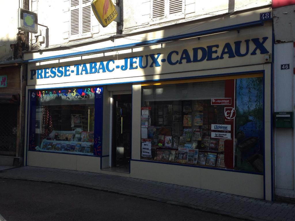 Maison de la presse bureau de tabac rue jean jaurès