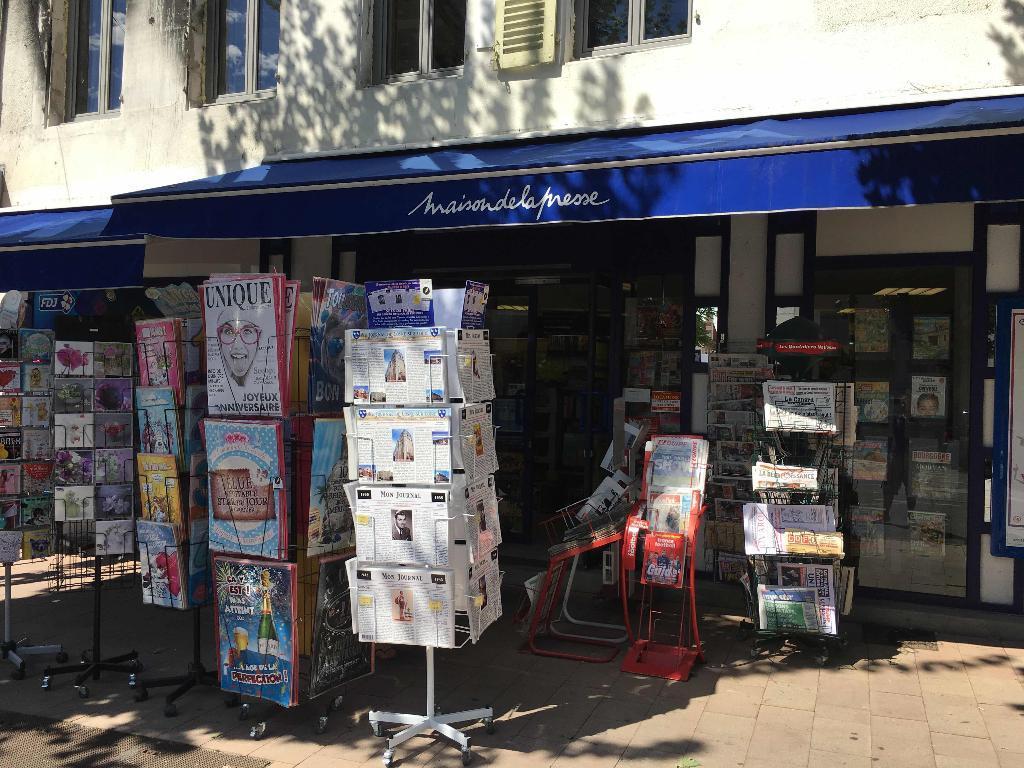 6b59058637 Maison De La Presse Cosne, 19 bd République, 58200 Cosne Cours sur Loire -  Presse (adresse, horaires, ouvert le dimanche)