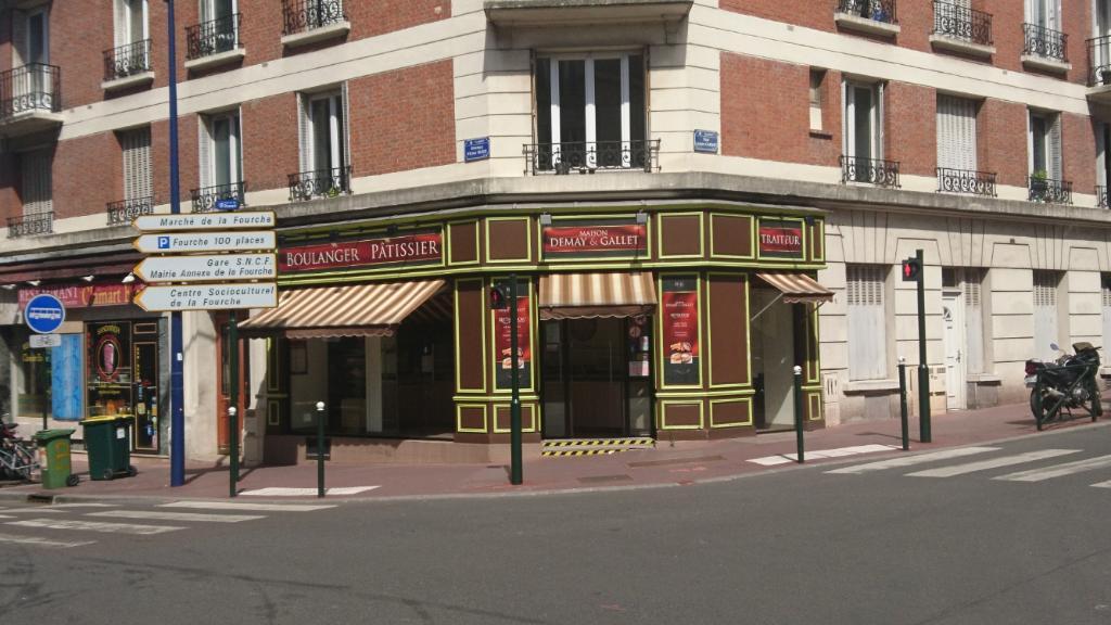Maison demay gallet boulangerie p tisserie 176 avenue - 157 rue de la porte de trivaux 92140 clamart ...