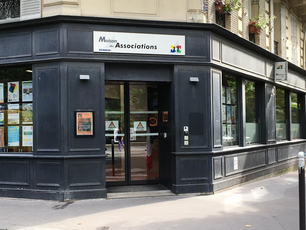 Maison des associations du 11 me arrondissement association culturelle 8 rue g n ral renault - Maison des associations montreuil ...