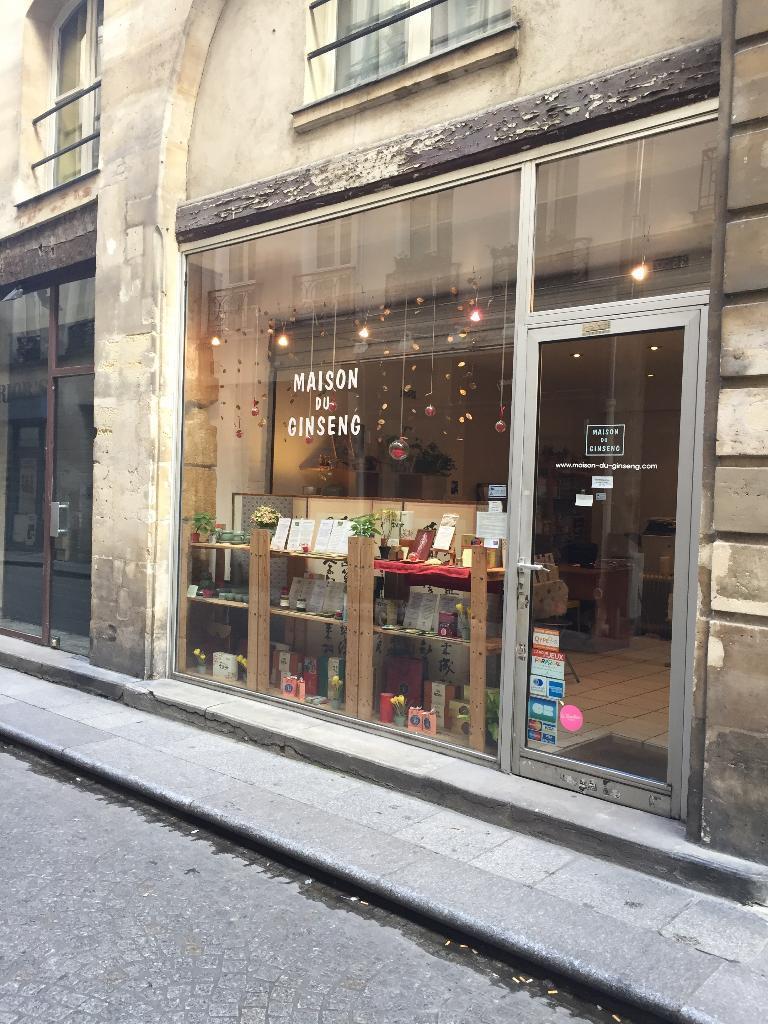 Maison du ginseng produits di t tiques et naturels 18 rue saint sauveur 75002 paris adresse - La maison du ginseng ...