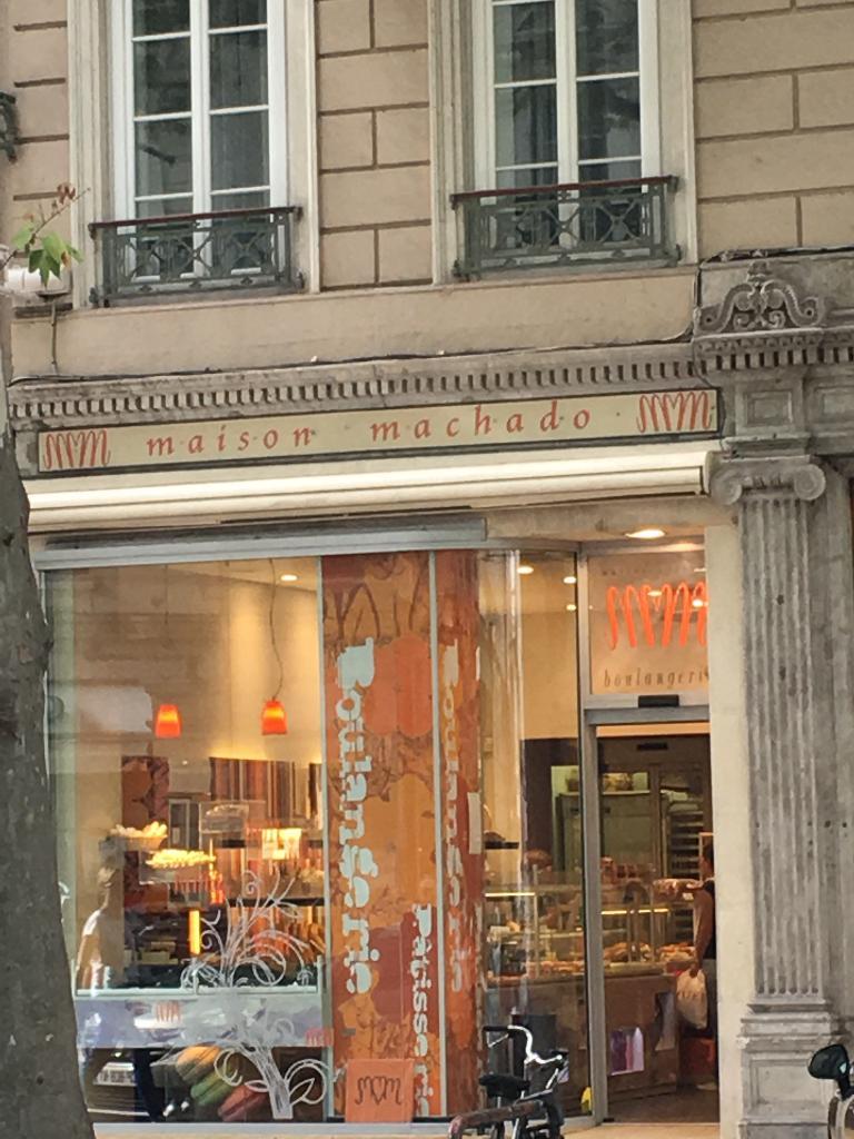 Maison Machado - Boulangerie pâtisserie, 47 cours Franklin Roosevelt 69006 Lyon - Adresse, Horaire