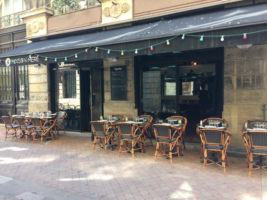 Restaurant Rue Huguerie Bordeaux