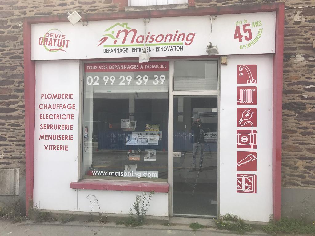 Serrurier Lorient tout maisoning - entreprise d'électricité générale, 75 rue de lorient