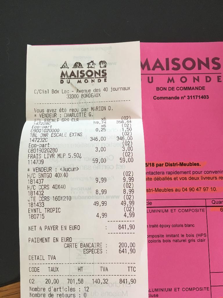 Maisons Du Monde - Magasin de meubles, avenue Quarante Journaux ...