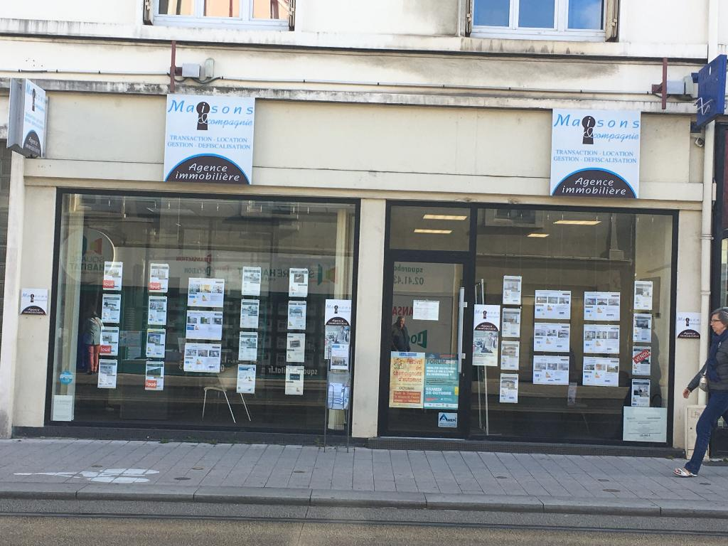 Maisons et compagnie agence immobili re 1 bis rue haras 49000 angers adresse horaire - Cabinet daniel vetu angers ...