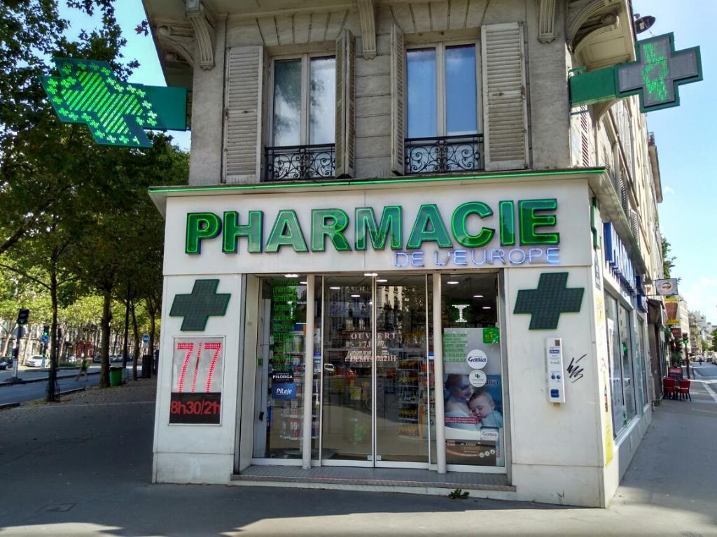 pharmacie de l 39 europe pharmacie 178 avenue du maine 75014 paris adresse horaire. Black Bedroom Furniture Sets. Home Design Ideas
