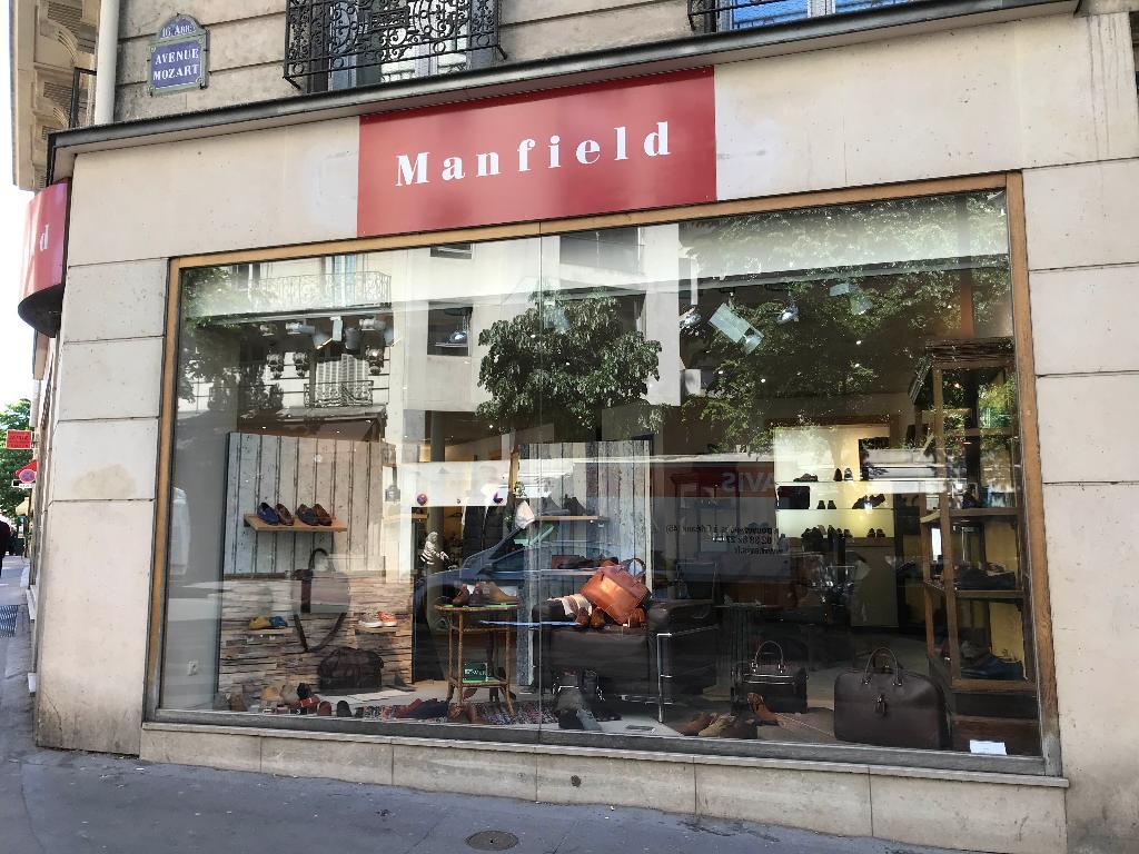 9eec9d0c1d Manfield, 9 av Mozart, 75016 Paris - Magasin de chaussures (adresse,  horaires, avis)