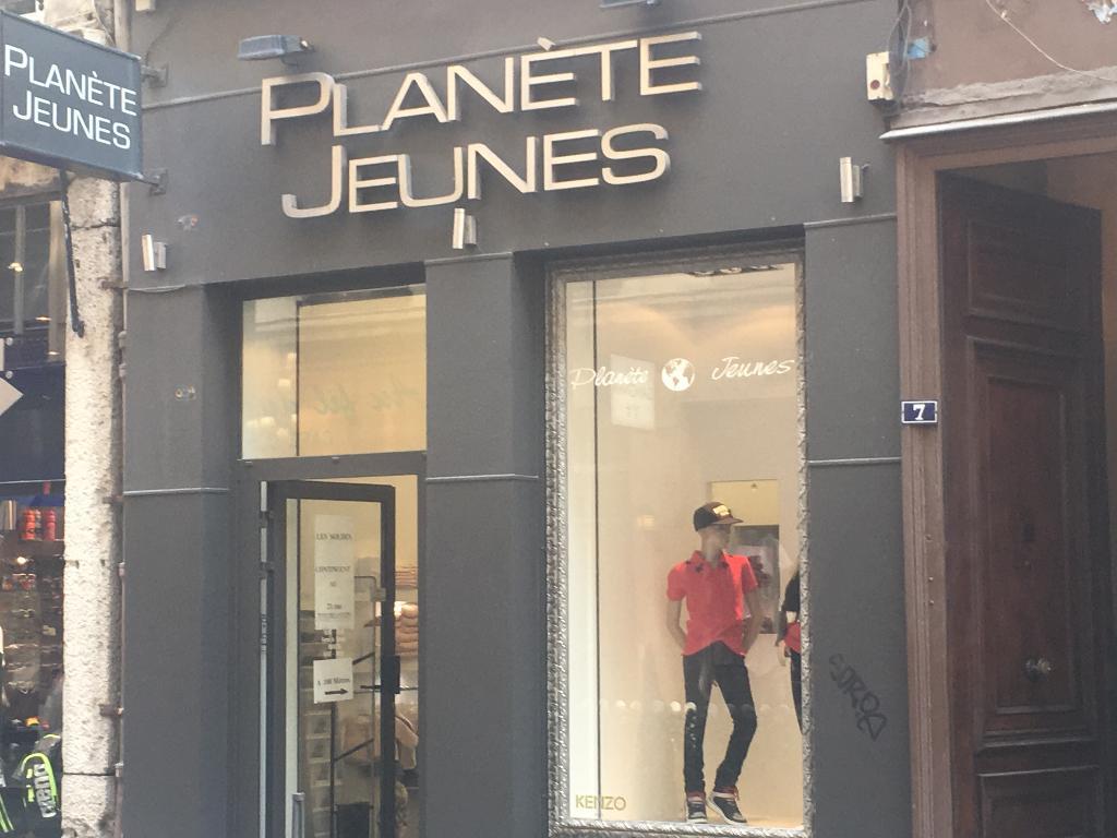 1f1d76fc4281 Manies 2 - Vêtements enfant, 7 rue Thomassin 69002 Lyon - Adresse ...