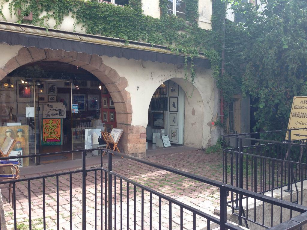 Mannsfeld encadreur encadrement 7 rue tanneurs 68000 - Horaire castorama colmar ...