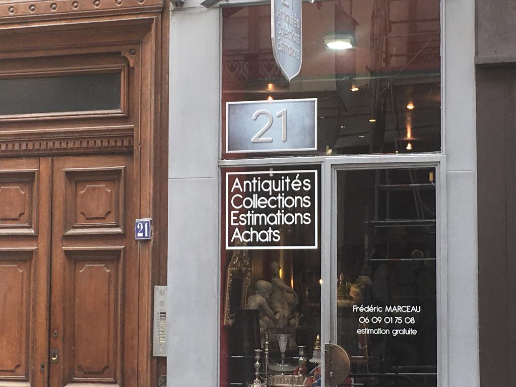 Marceau frederic achat et vente d 39 antiquit s 21 rue des for Garage des remparts etampes