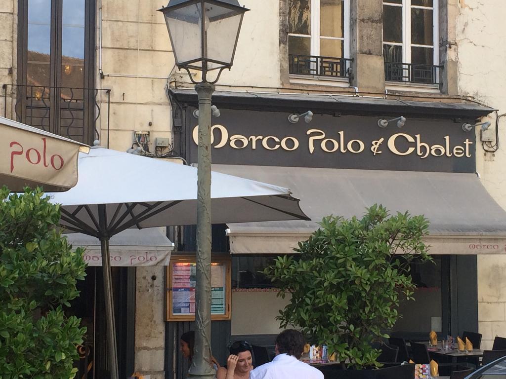 Chalet Marco Polo. Excellent Visite La Une Marco Polo Et Chalet ...