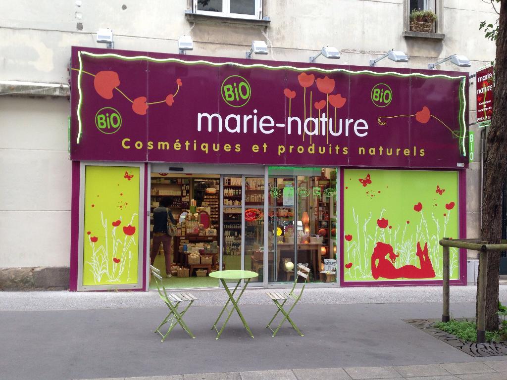 Marie-Nature - Parfumerie, 2 rue Paré 44000 Nantes