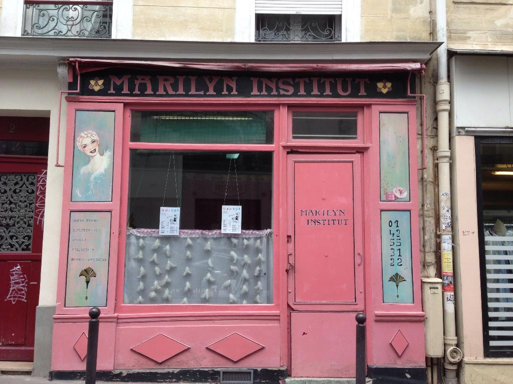 marilyn institut institut de beaut 2 rue constance 75018 paris adresse horaire. Black Bedroom Furniture Sets. Home Design Ideas