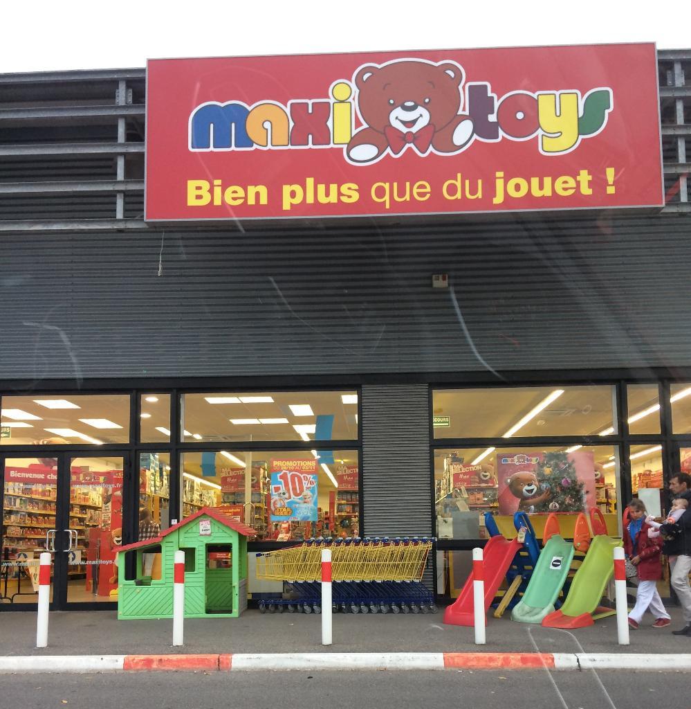 ba9608f25baffb Maxi Toys France, r Poitou, 91220 Brétigny sur Orge - Magasin de jouets  (adresse, horaires, avis)