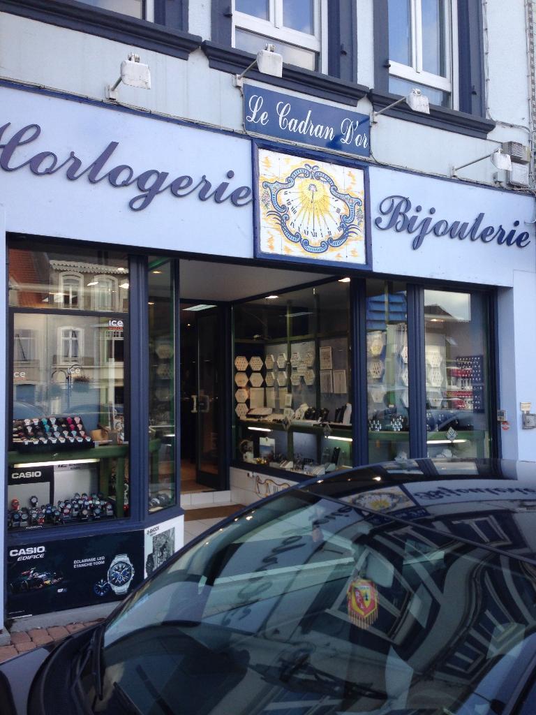 nouvelle collection vente chaude réel personnalisé Mayot Eric - Bijouterie à Desvres 62240 (adresse)