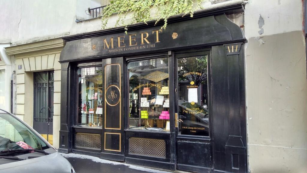 Restaurant Le Saint Germain Rennes