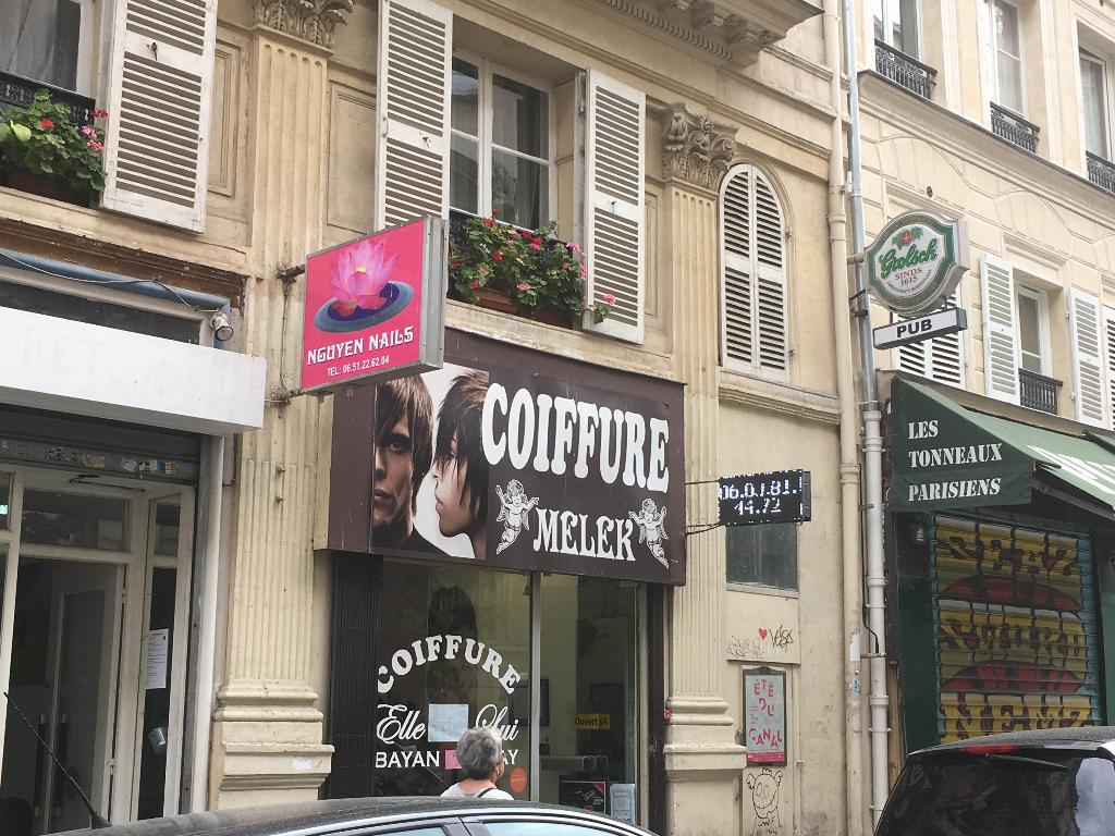 Melek Coiffeur 14 Rue Mazagran 75010 Paris Adresse Horaire