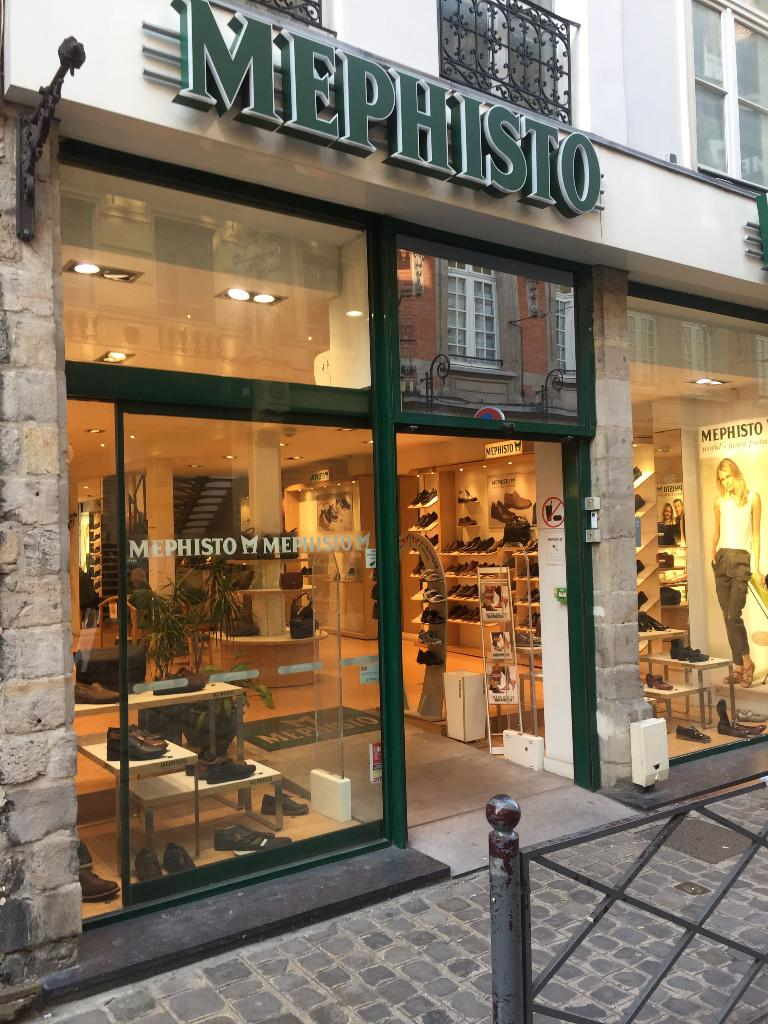 6a12e2b5a9e MEPHISTO Lille - Magasin de chaussures (adresse