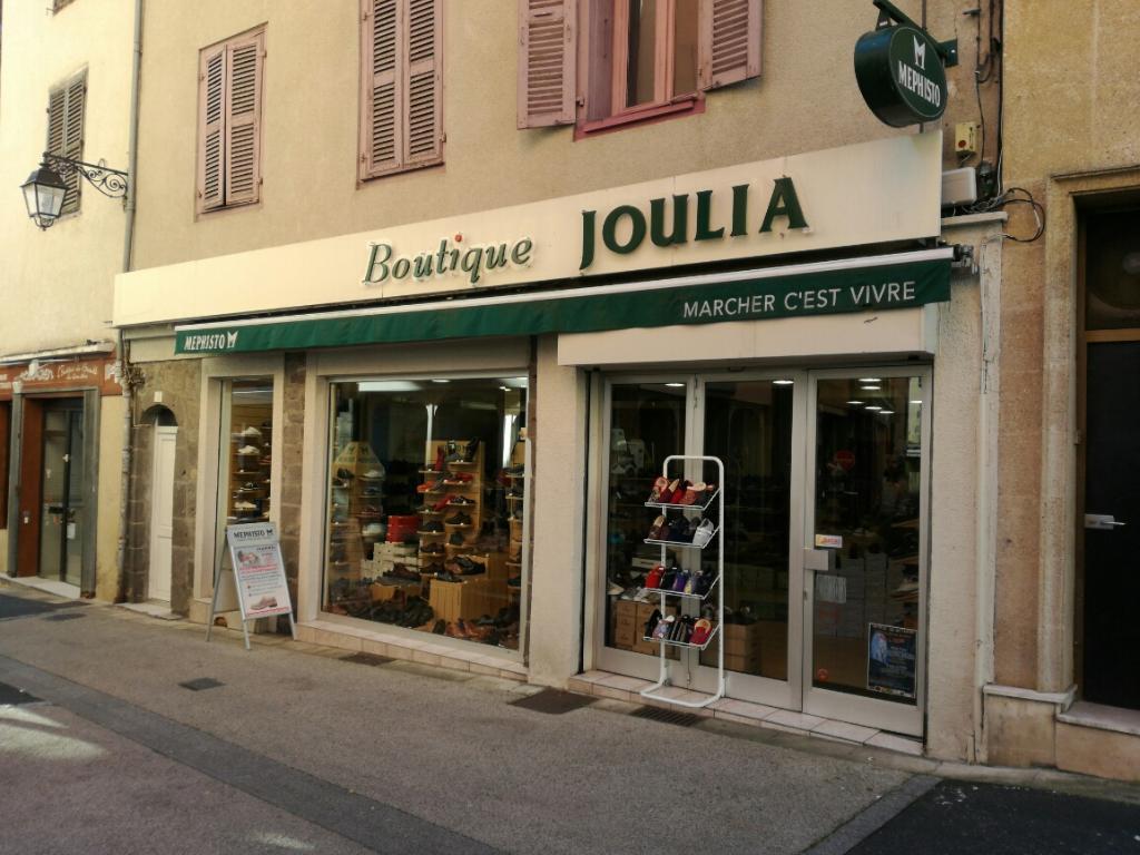 c6a3958a4f2 Boutique Joulia Aurillac - Magasin de chaussures (adresse)