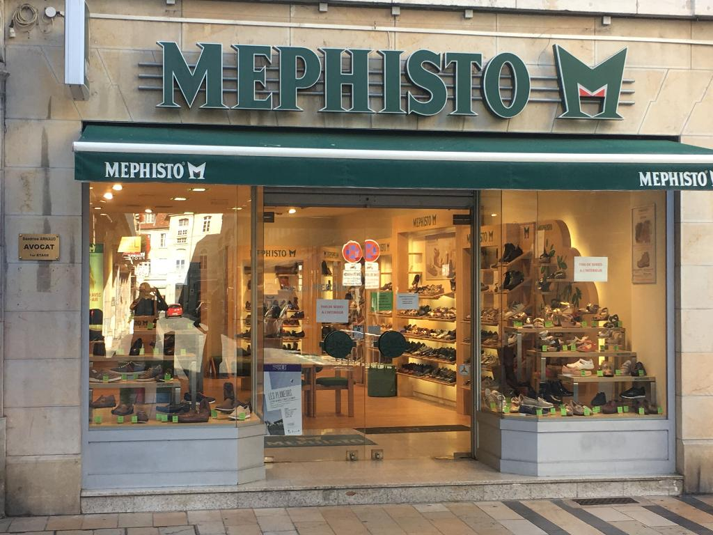 Méphisto Shop - Chaussures, 70 Grande Rue 25000 Besançon - Adresse ... 24b35d646fb0