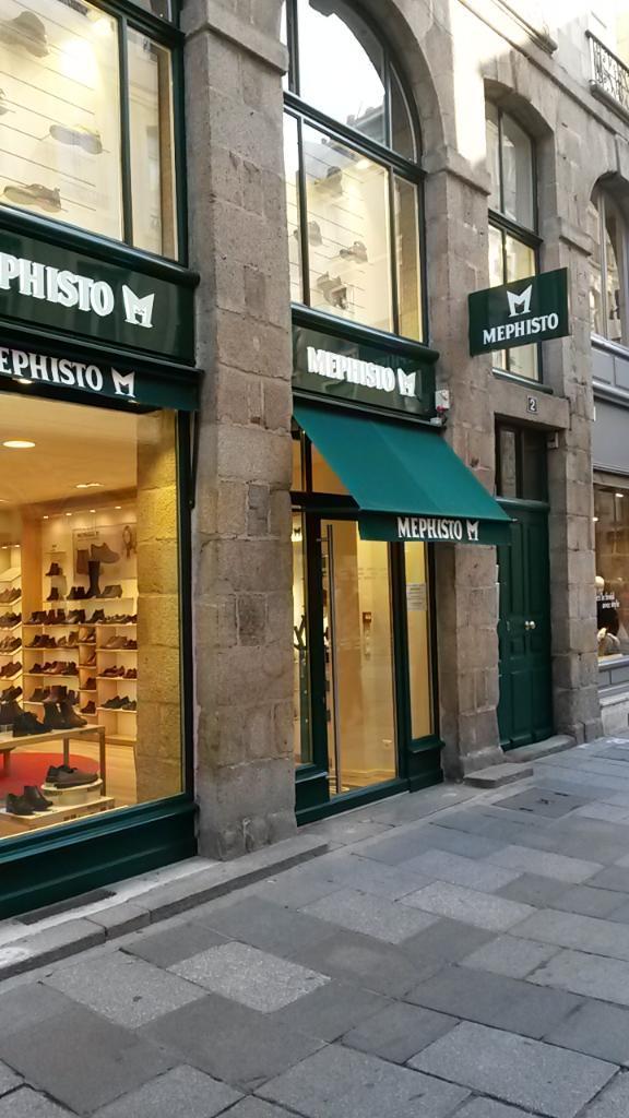 367f5a24da5c87 Chaussures Trouvé Rennes - Magasin de chaussures (adresse, avis)
