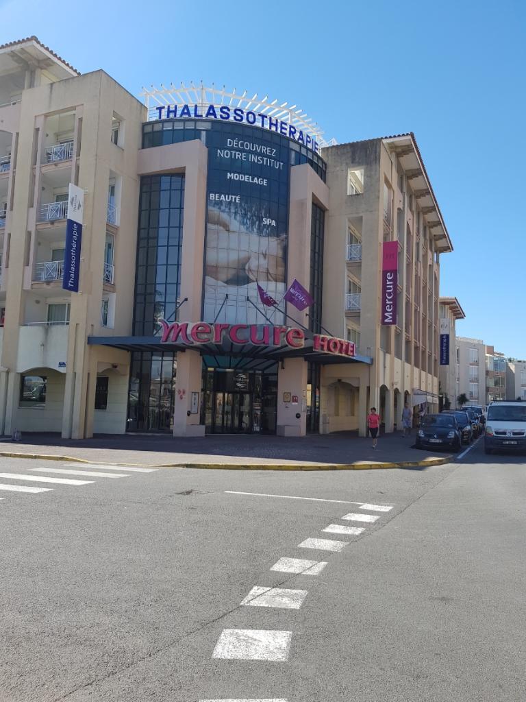 Mercure Thalassa Port Fréjus Quart Deï Caravello Fréjus - Thalasso port frejus