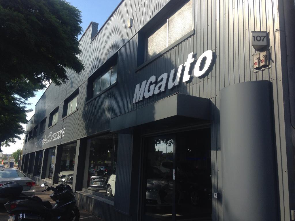 Mg automobile garage automobile 107 boulevard d for Garage reparation nancy