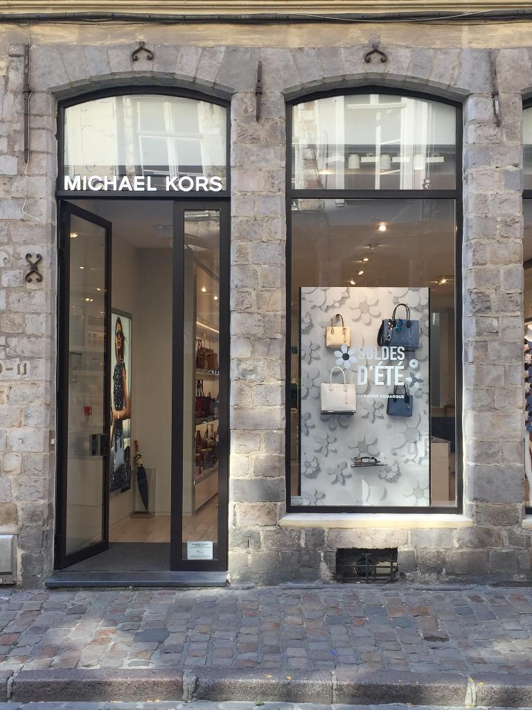 Michael Kors France - Maroquinerie, 11 rue des Chats Bossus 59000 ... af199518393