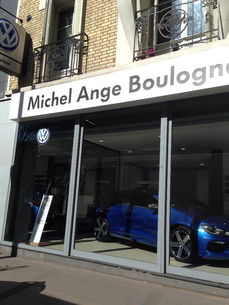 volkswagen michel ange boulogne garage automobile 52 avenue du g n ral leclerc 92100 boulogne. Black Bedroom Furniture Sets. Home Design Ideas